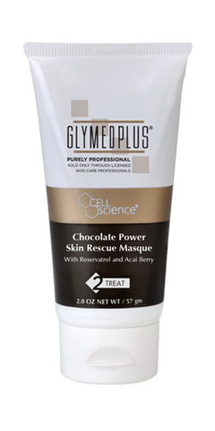 Glymed Chocolate Power Skin Rescue Masque