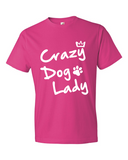 Crazy Dog Lady - Pink