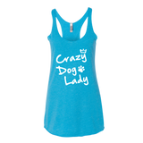 Crazy Dog Lady - Tank Top