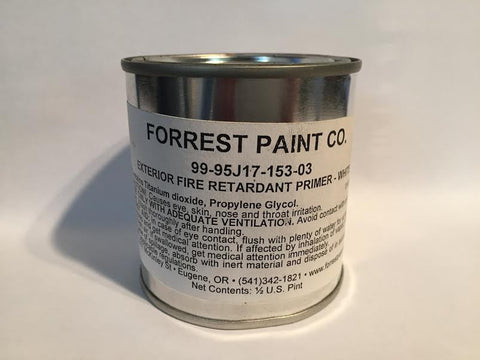 95FT160 White Flame Tested Exterior Primer
