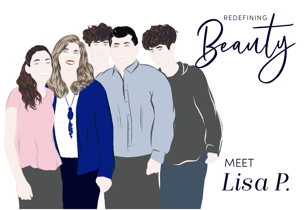 Redefining Beauty: Meet Lisa P.