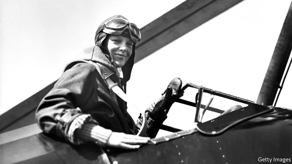 Women's History Month- A Salute to Amelia Earhart