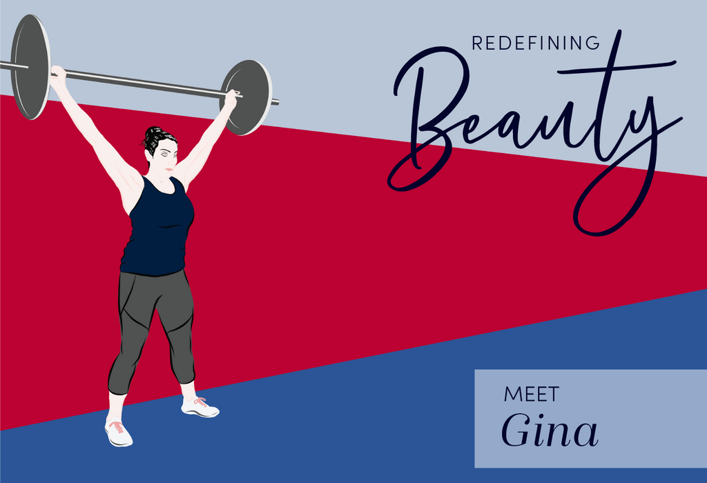 Redefining Beauty: Meet Gina C.