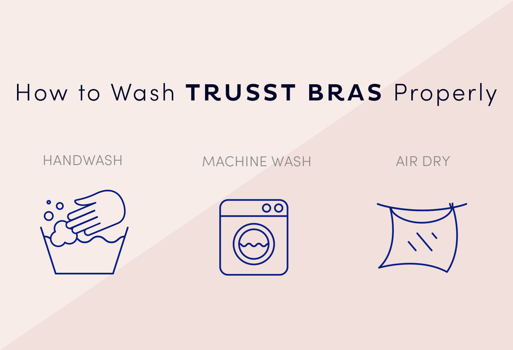 How to Wash Your Bras Properly