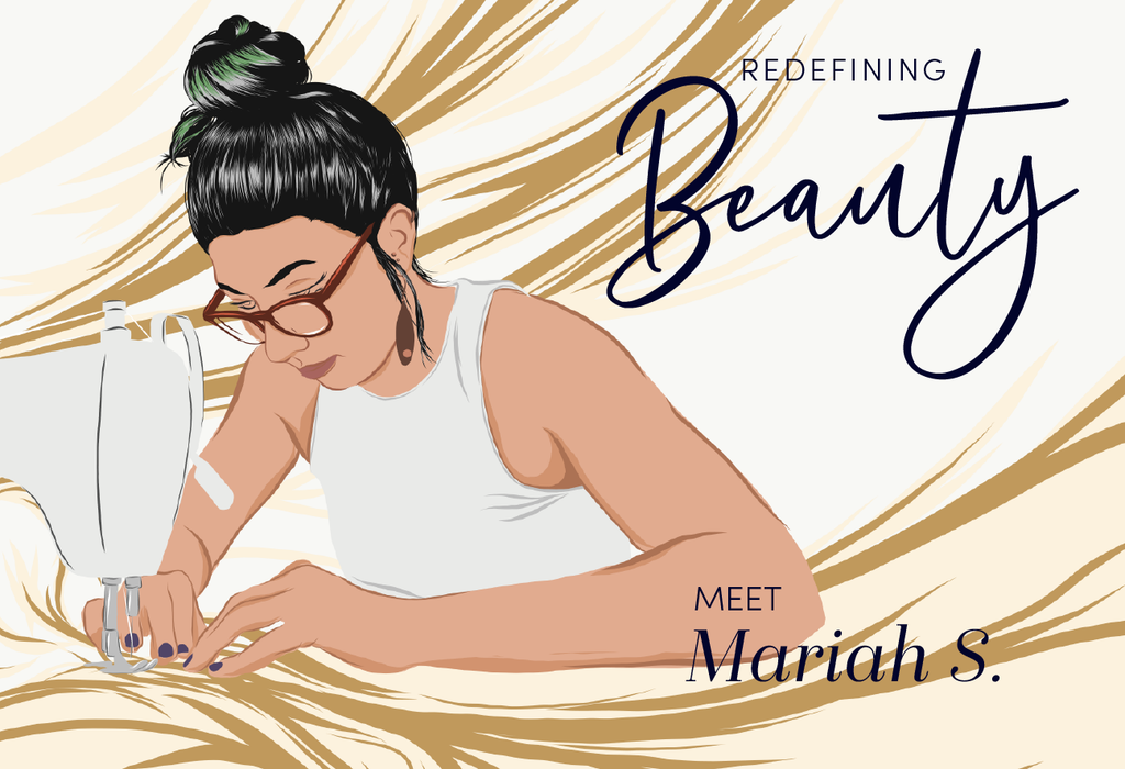 Redefining Beauty: Meet Mariah