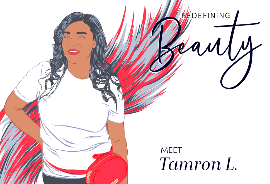 Redefining Beauty: Meet Tamron L.