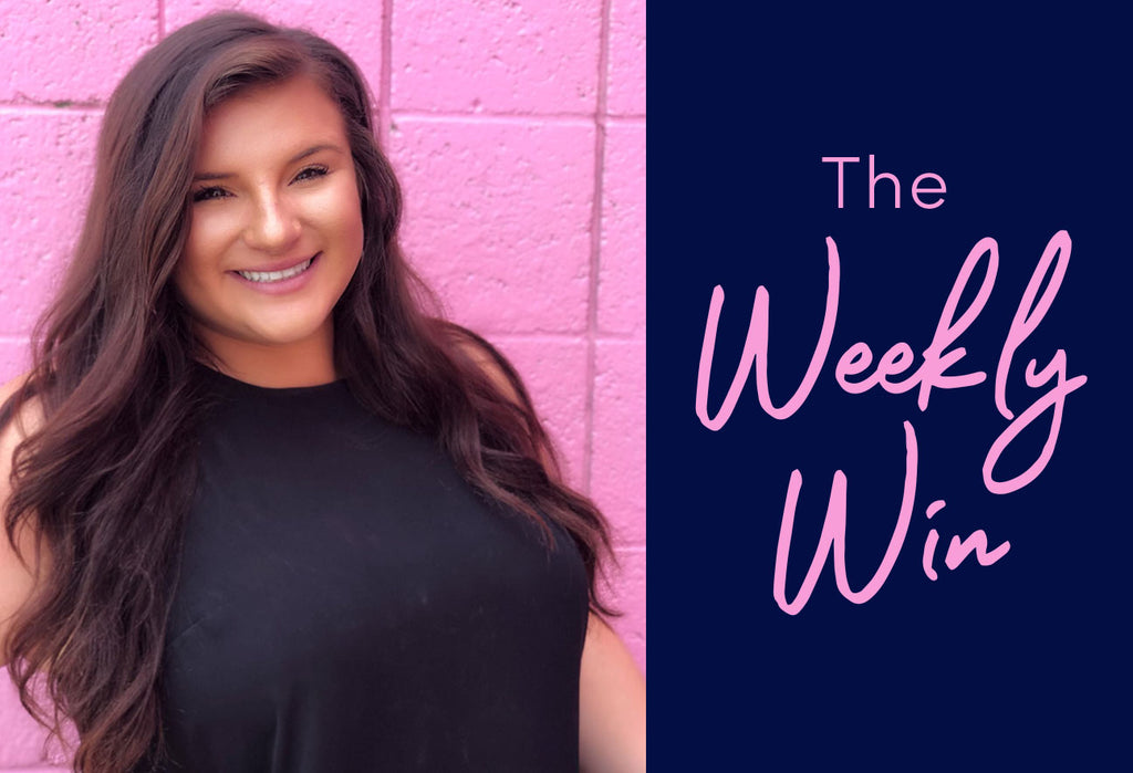 The Weekly Win: October