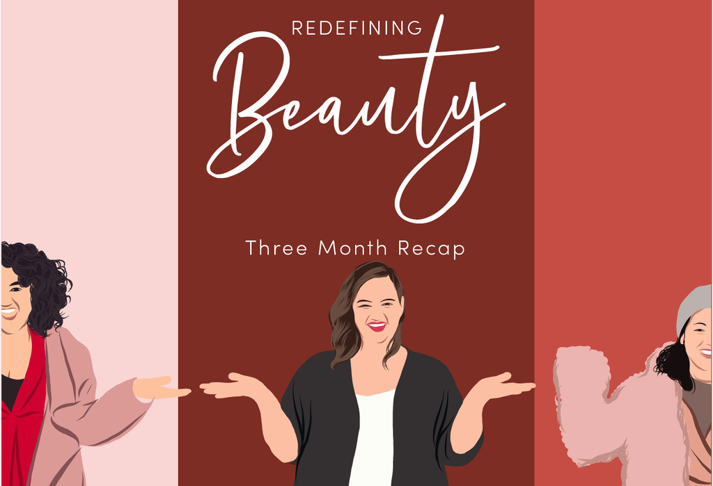 Redefining Beauty: A Quick Recap
