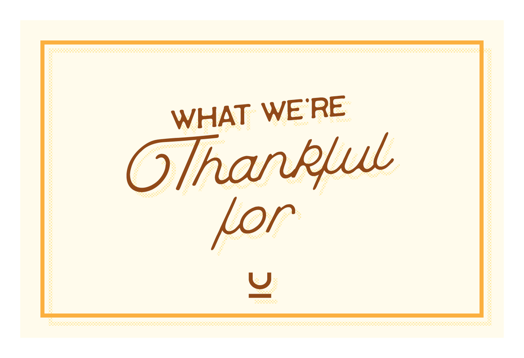 The Trusst Team Gives Thanks