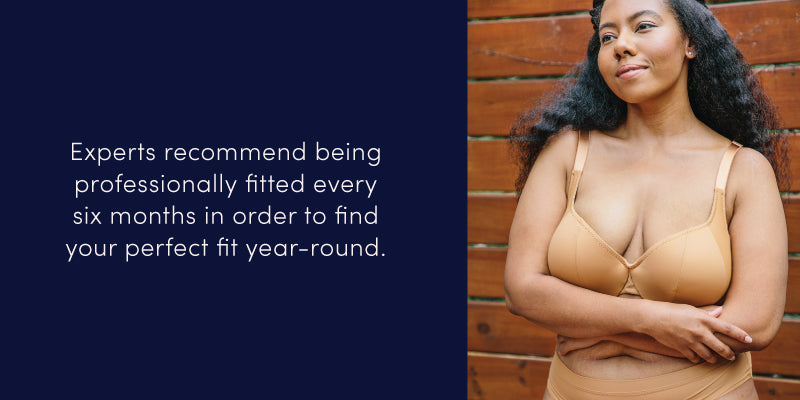 5 Things You Didn't Know About Bra Sizing