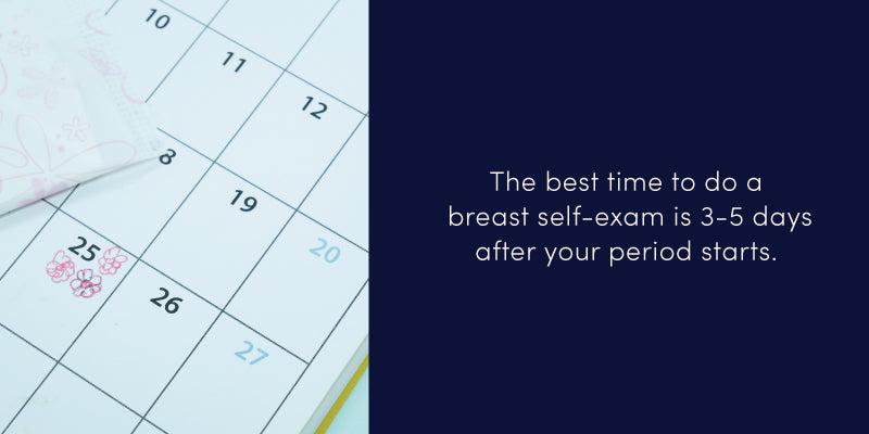 How to Do a Breast Self-Examination at Home