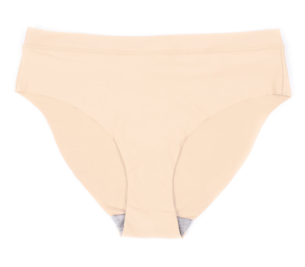 Naomi: Classic Brief in Cream