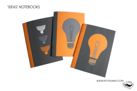 Petit Punnet Ideas Notebooks