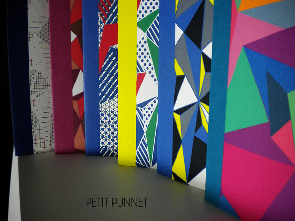 Petit Punnet Notebooks New Range