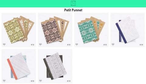 Petit Punnet on FY, mobile fashion and accessories app