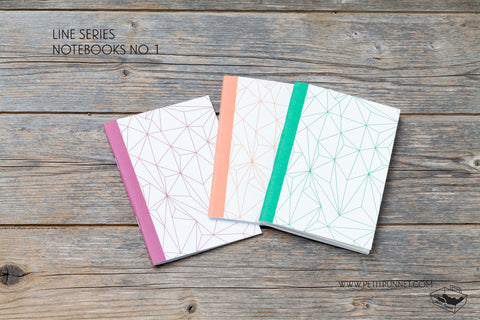Line Series Notebooks No.1