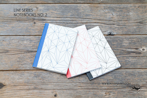 Line Series Notebooks No.2
