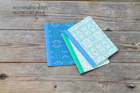 Polyhedron Series Notebooks No.6