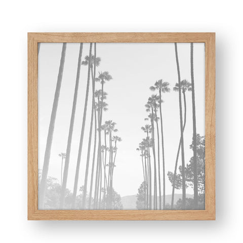 Oxford Oak Effect Photo Frame 10x10'', no mount