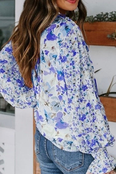 MY BLUES BLOUSE