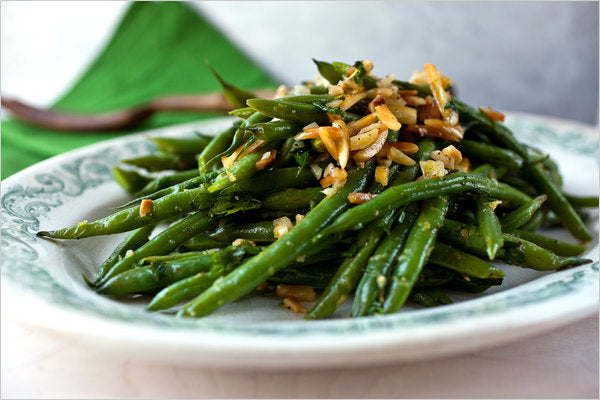 Garlic Sauteed Green Beans