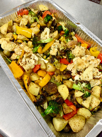 Roasted Veggie Platter - Yukon Gold