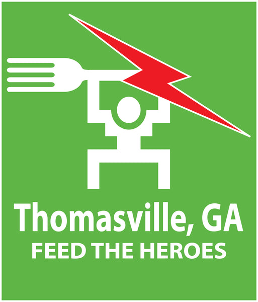 Feed The Heroes Thomasville, GA