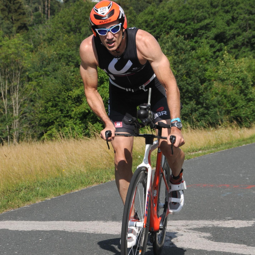 Guy Berkebile, Ironman