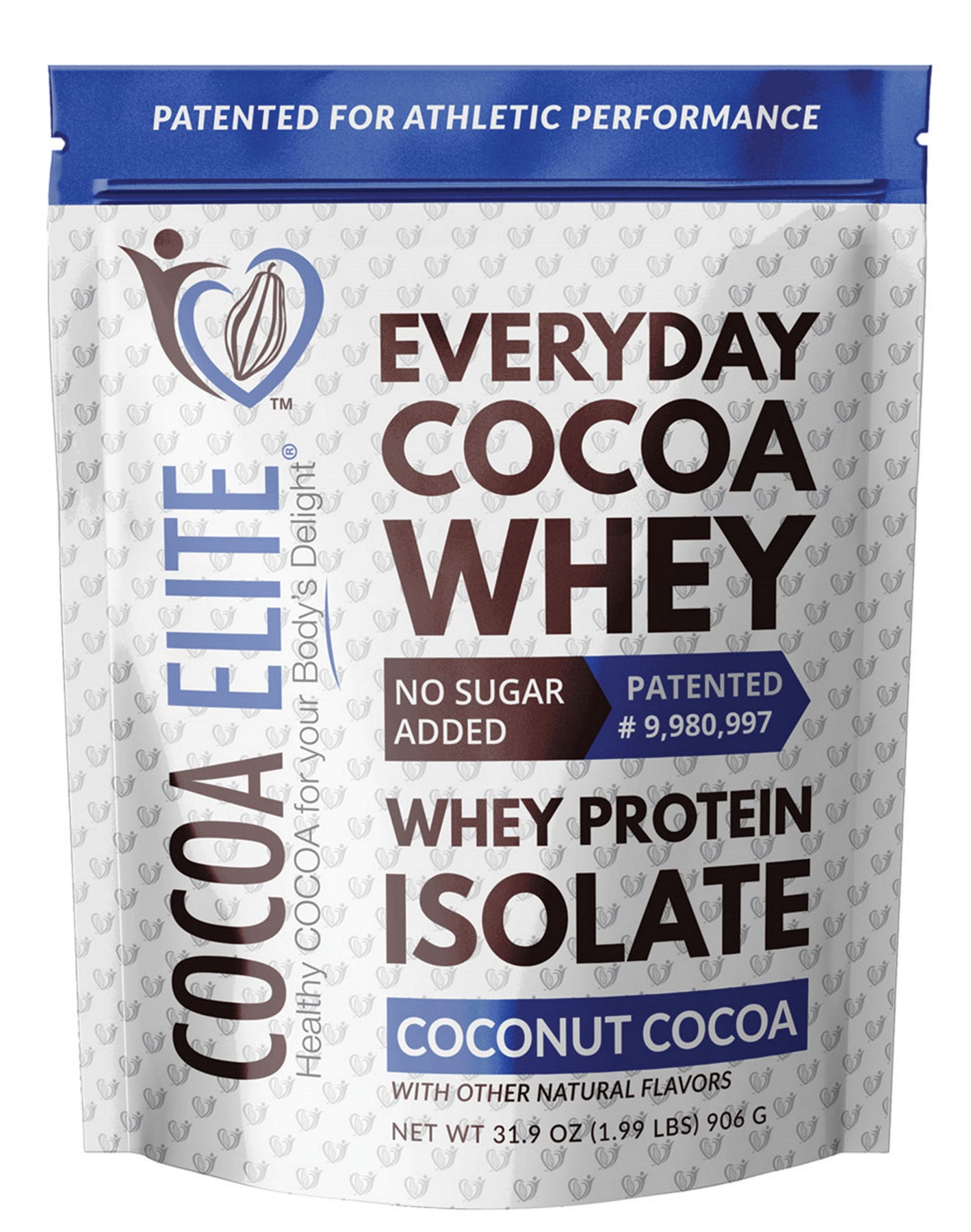 Everyday Cocoa Whey - Coconut Cocoa