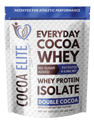 Everyday Cocoa Whey - Double Cocoa
