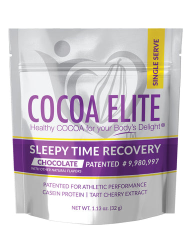 Sleepy Time Recovery - Single Serve, Chocolate