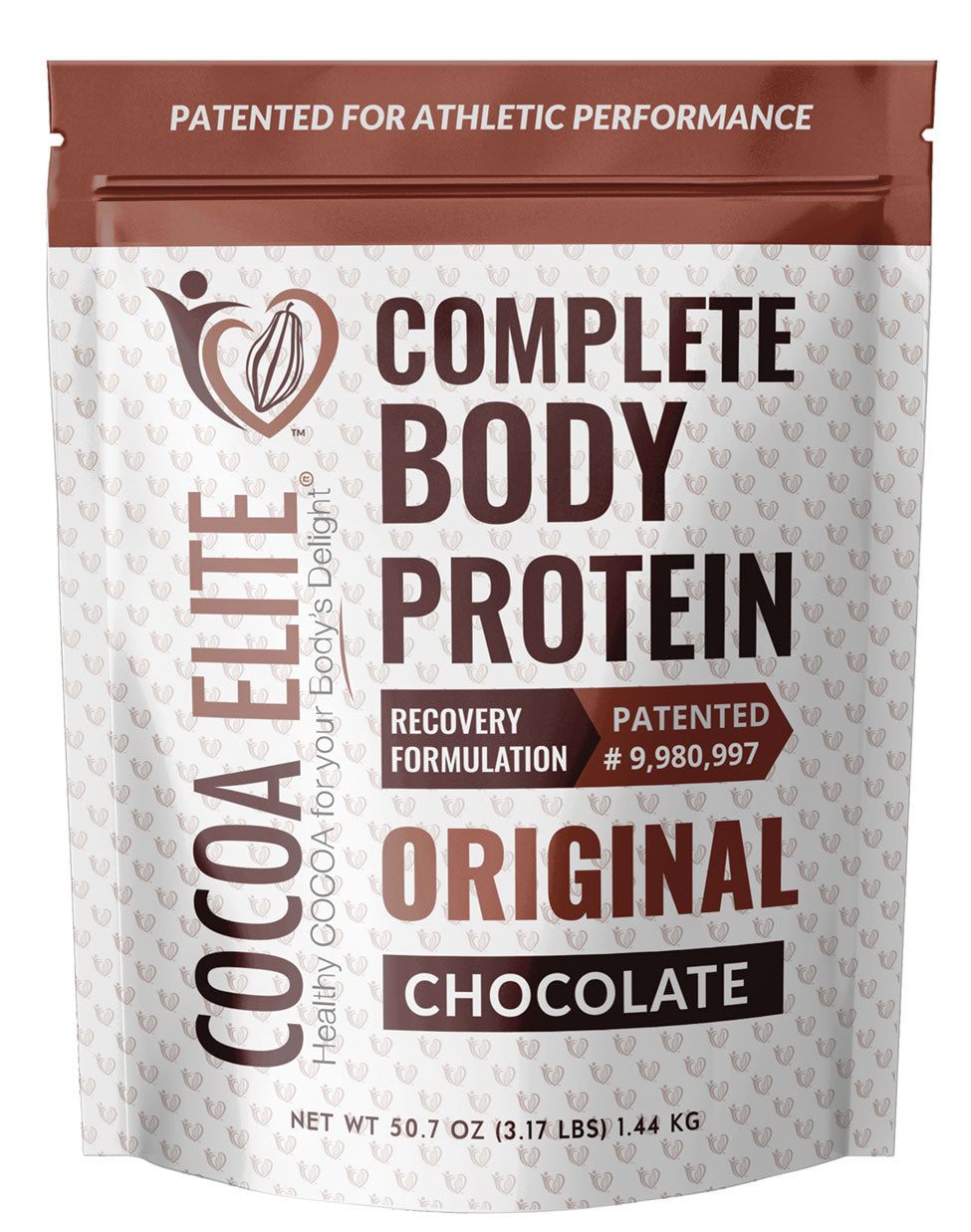 Complete Body Recovery Protein - Chocolate