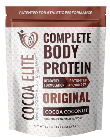 Complete Body Recovery Protein - Coconut Flavor