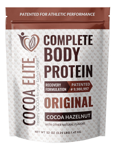 Complete Body Recovery Protein - Hazelnut Flavor