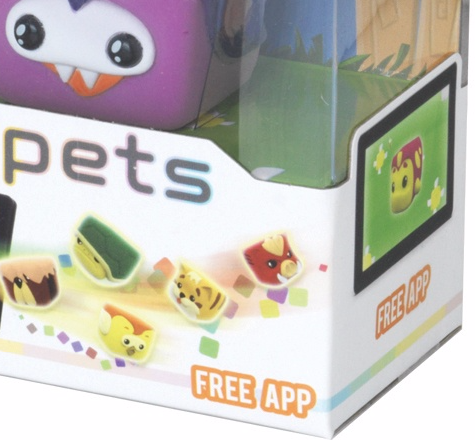 Bring Your Cupet to Life! 12 Cube Shaped Pets to Collect.
