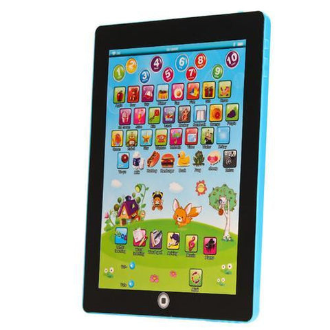 First iTablet - Early Learning Electronic Toy