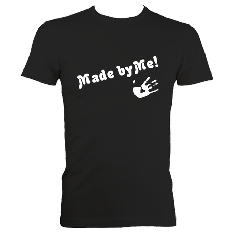 'Made By Me' - Short Sleeve Men's T-Shirt