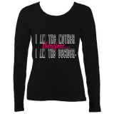 'I am the Mother' - Womens Long Sleeve T-shirt