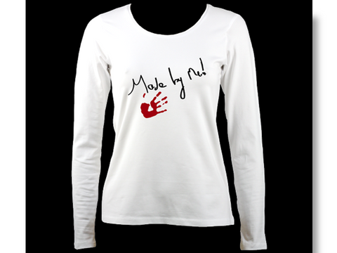 'Made By Me' - Women's T-Shirt