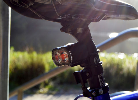 NIGHT PROVISION ™ NIPRO R1 V2 | 200 LUMEN USB RECHARGEABLE REAR BICYCLE TAIL LIGHT