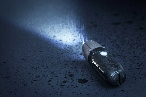 NIGHT PROVISION™ BX-550 USB RECHARGEABLE USB BICYCLE HEADLIGHT