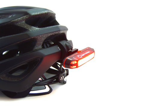 NIGHT PROVISION™ LINE 120R | REAR BICYCLE LIGHT MICRO USB RECHARGEABLE LED 120 LUMENS