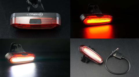 NIGHT PROVISION™ DUO-120 | RED/WHITE STROBE 120 LUMENS