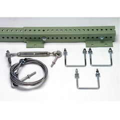Trousse additionnelle d'extension pour protection de palettier SincoMC NetworksMC - Barry Cordage