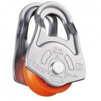 Poulie Petzl oscillante - Cordages Barry