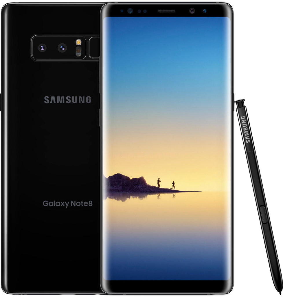 BizGo Certified Pre-Owned Samsung Note 8