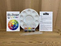 We Design ~ U Color Eco-Pigment Paint Kit