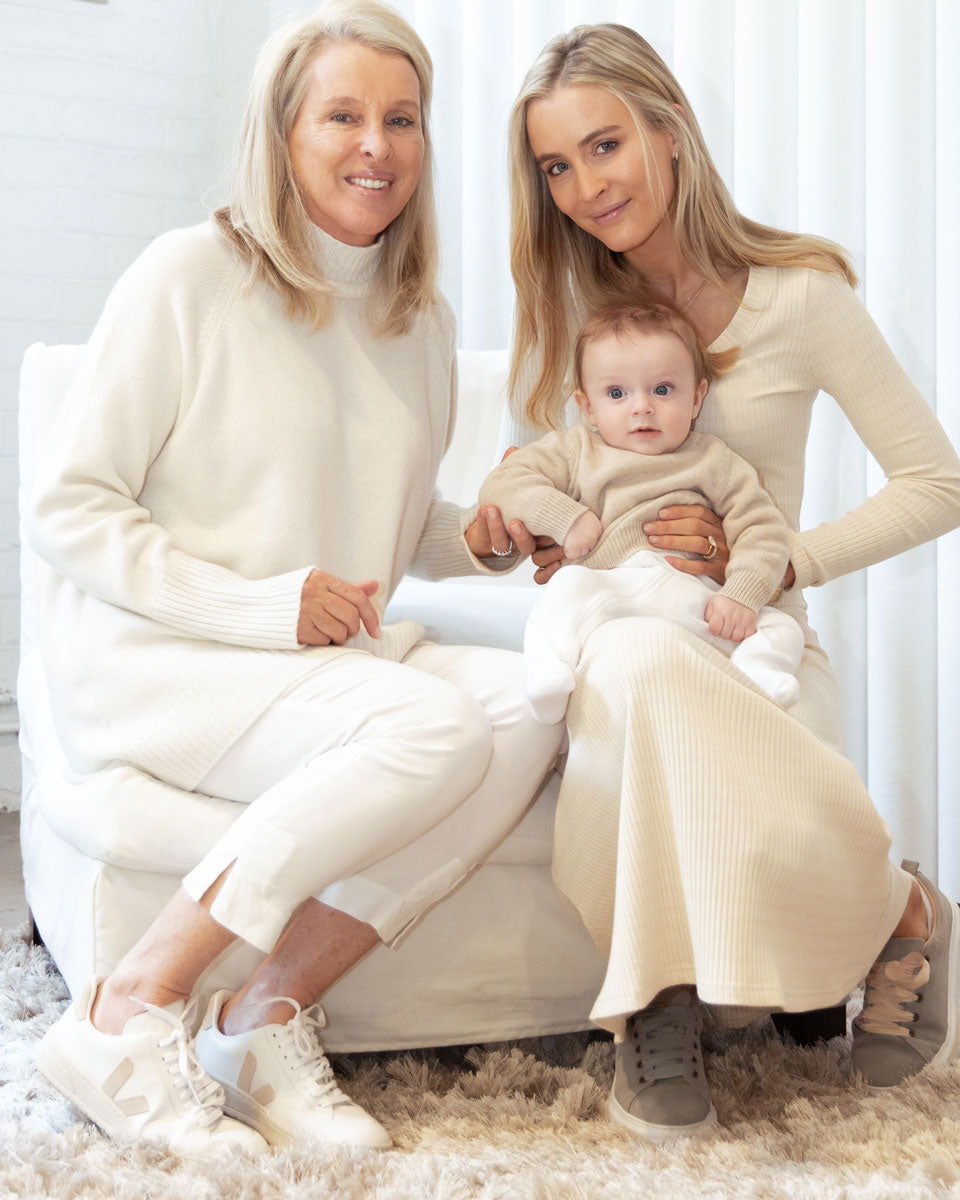 White-Story-Mother's-Day-Campaign-2021-Gill-Myer-&-Tori-Baillieu-with-Archie