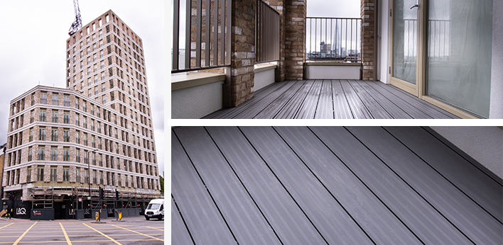 Ensign Court Commercial Flooring Decking Case Study