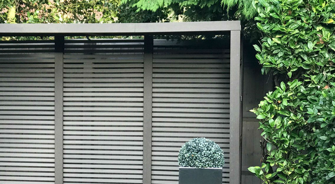 Hyperion composite fencing
